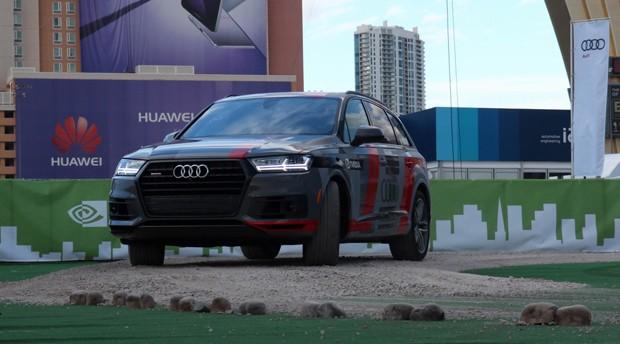 Audi e NVIDIA se unem para criar carro autônomo inteligente até 2020 (Foto: Divulgação)