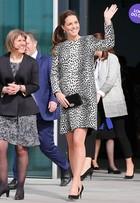 Look do dia: Kate Middleton aposta em estampa com animal print