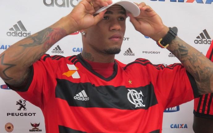 Leo Flamengo (Foto: Thales Soares)