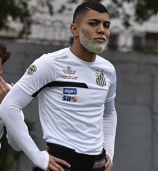 ciao, ragazzo (Ivan Storti/Santos FC)