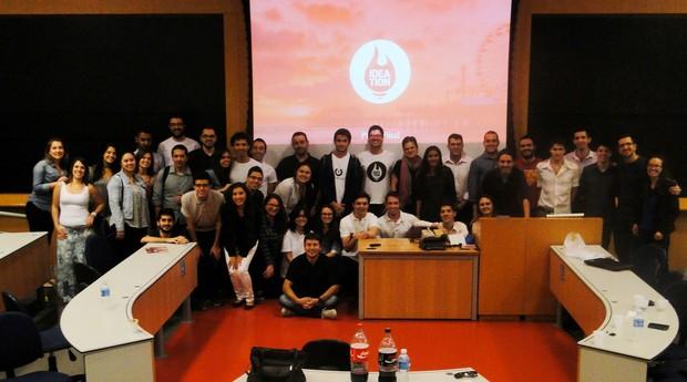 Universitários se reúnem em competição de empreendedorismo
