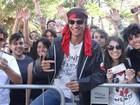 Show de Roger Waters une gerações e anima fãs em Porto Alegre