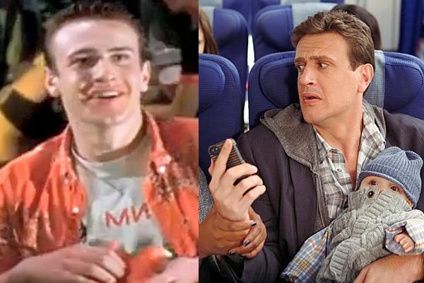 """Anos antes de se tornar o Marshall, de 'How I Met Your Mother', Jason Segel interpretou Matt, """"o cara da melancia"""", na comédia teen 'Mal Posso Esperar'. (Foto: Divulgação)"""