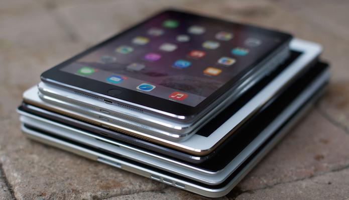 Conheça a evolução do iPad nesses 5 anos (Foto: Reprodução/iMore)