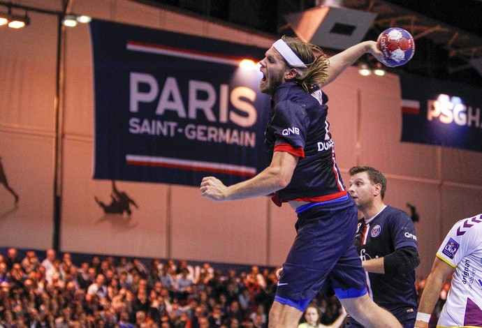 Mikkel Hansen no PSG (Foto: Getty)