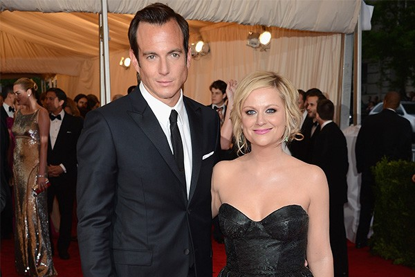 Will Arnett e Amy Poehler (Foto: Getty Images)