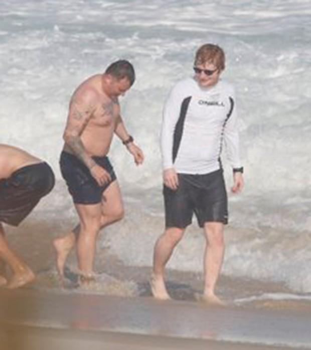 Ed Sheeran (Foto: AgNews)
