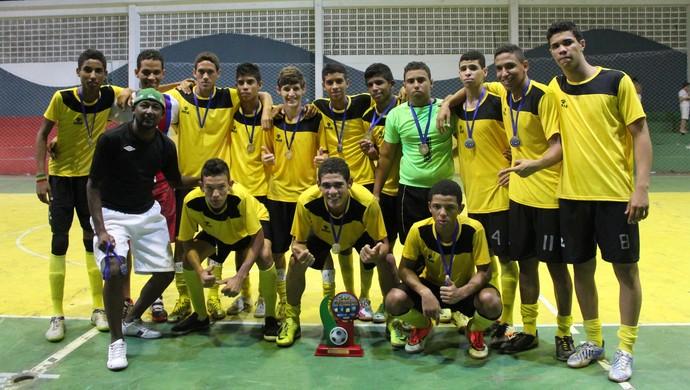 17ª Copa Petrolina de Futsal (Foto: Amanda Lima)