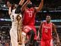 Rockets perdem sequência em noite de mais um triplo-duplo de Harden
