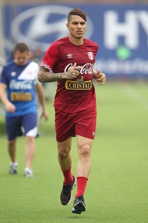 Paolo Guerrero - Peru (Foto: EFE)