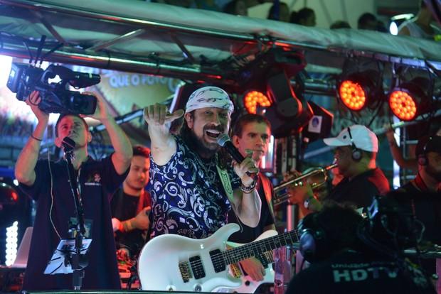 Show de Bell Marques no Fortal 2016 (Foto: Felipe Souto Maior/AgNews)