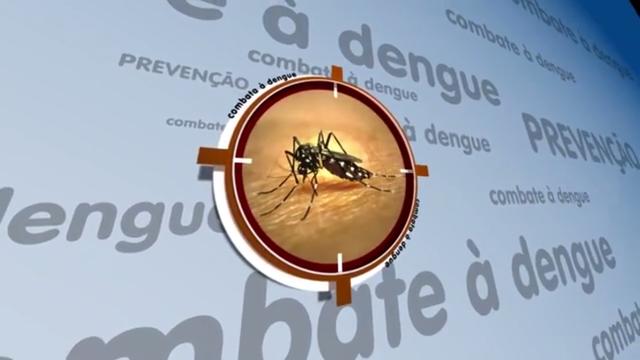 Combate à dengue (Foto: Reprodução/TV Tribuna)