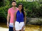 'Sinto preconceito velado', diz Marcelo Argenta sobre namorar filha de negra