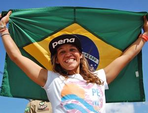 Isabela Sousa, bodyboarder cearense (Foto: Lima Jr./Mkt Pena)