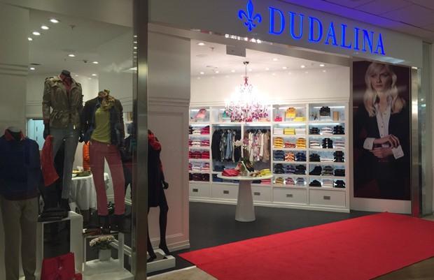 Loja da Dudalina em Escolmo (Foto: Divulgação )