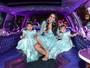 Vídeo: Leandro, do KLB, e Natália Guimarães fazem festa para as filhas