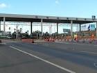 Praça do pedágio da BR-101 é assaltada na Serra, ES