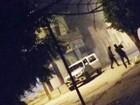 Grupo atira contra delegacia, bloqueia ponte e explode agência na Bahia
