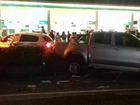 Após matar motociclista em acidente, homem atira contra polícia no Ceará