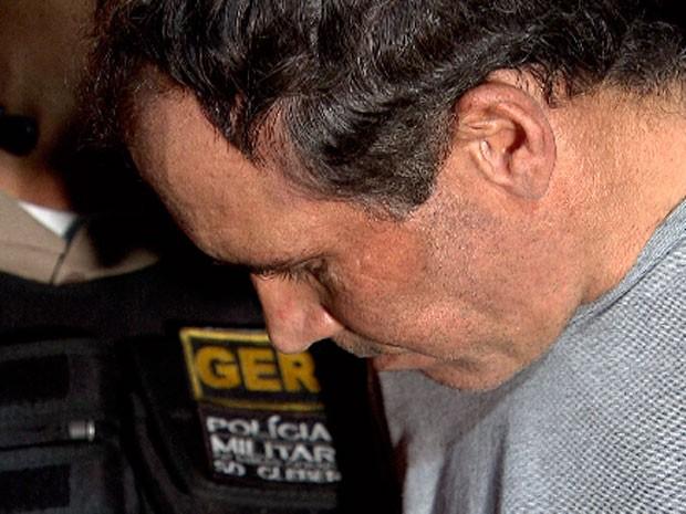 Homem procurado em Alagoas é preso em Minas Gerais (Foto: Reprodução/TV Globo)