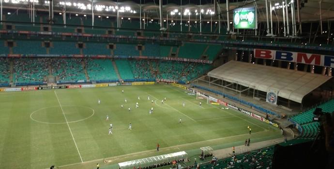 Bahia x Paysandu, Arena Fonte Nova (Foto: Thiago Pereira)