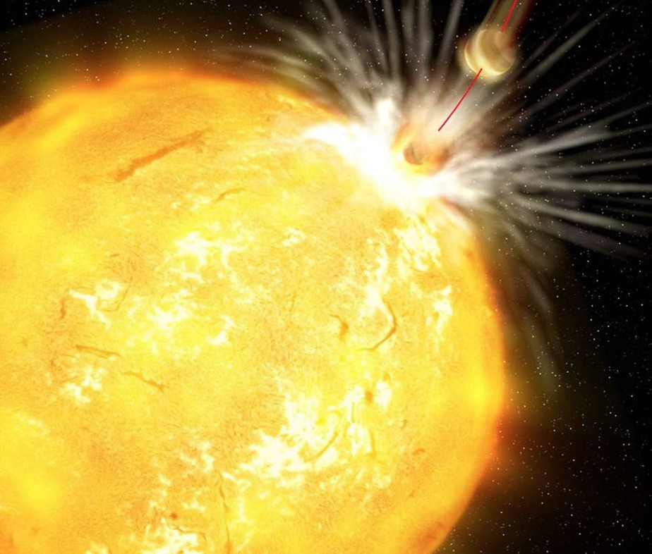 Cientistas brasileiros descobrem dois planetas: um super-Netuno e uma super-Terra