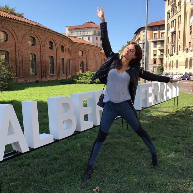 Isabeli Fontana (Foto: Matheus Mazzafera)
