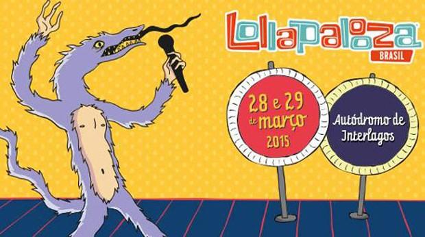 Lollapalooza 2015 (Foto: Divulgao)