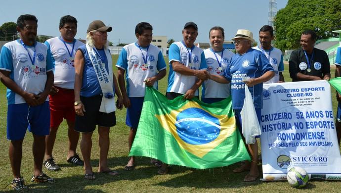 Resultado de imagem para Cruzeiro EC Porto Velho
