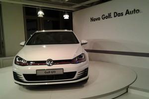 Volkswagen Golf (Foto: Aline Magalhães)