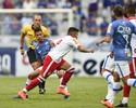 Cruzeiro perde Robinho e Henrique; exames constatam lesão na dupla