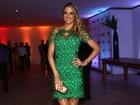 'Estamos namorando', diz Ticiane Pinheiro após reatar com César Tralli