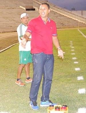 Anderson Alves, Serrano-PB (Foto: João Brandão Neto / GloboEsporte.com)