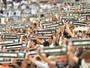Torcida do Corinthians é igual à dos 3 rivais somados na cidade de São Paulo