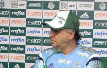 Técnico não antecipa time, mas confirma mudanças no Palmeiras