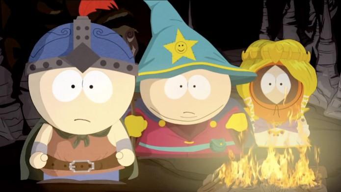 South Park: The Stick of Truth traz os personagens clássicos do seriado (Foto: Divulgação)