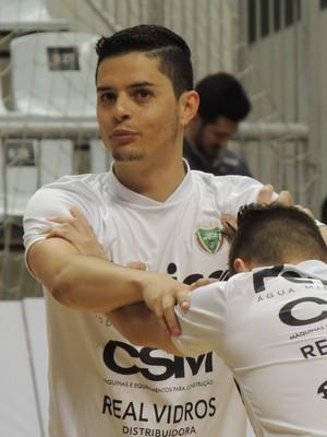 Dia Jaraguá Futsal (Foto: João Lucas Cardoso)