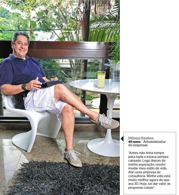 Dilson Santos (Foto: Rodrigo Schmidt/ÉPOCA)