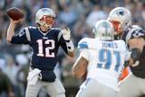 Com brilho de Brady, Patriots vencem sétimo jogo seguido e lideram NFL