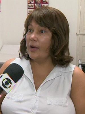 Clarisse Alves Asapac São João del Rei (Foto: Reprodução/ TV Integração)