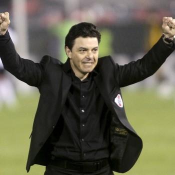 Marcelo Gallardo técnico River Plate (Foto: Reuters)