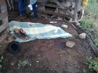 Polícia registra duplo homicídio de trabalhadores rurais em Faria Lemos