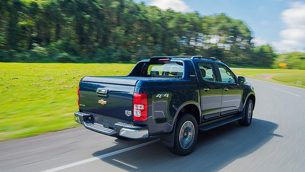 Chevrolet S10 High Country 2017 (Foto: Bruno Guerreiro/Autoesporte)
