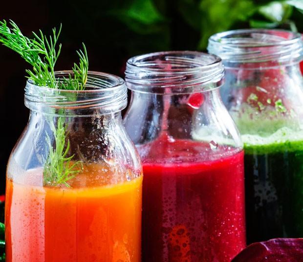Confira receitas de sucos que para desinchar (Foto: Thinkstock)