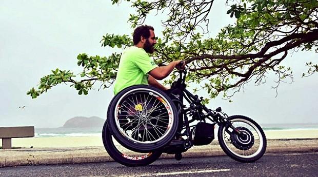 kit livre cadeira de rodas (Foto: Divulgação)