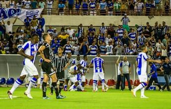 Com gols, Nicácio e Katê acirram disputa por vaga no time do CSA