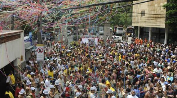 Carnaval (Foto: Reprodução/Agência Brasil)