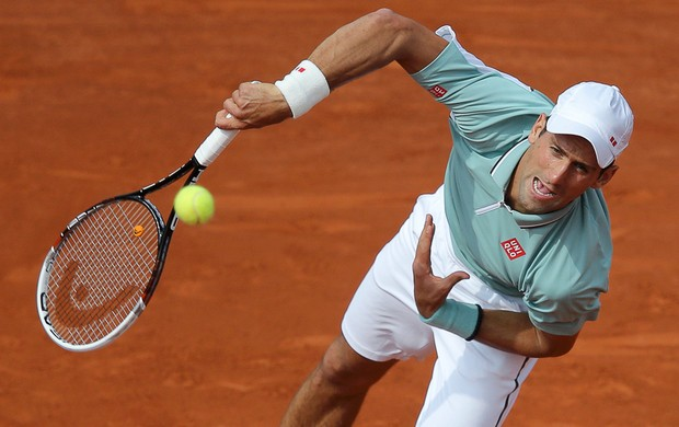 tênis novak djokovic roland garros (Foto: Agência Reuters)