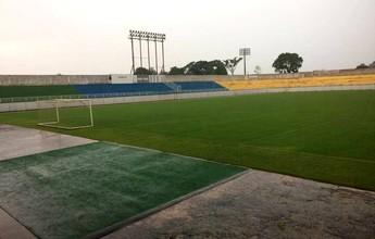 Chuva atrapalha treino do Vasco-AC no Florestão e apronto é adiado