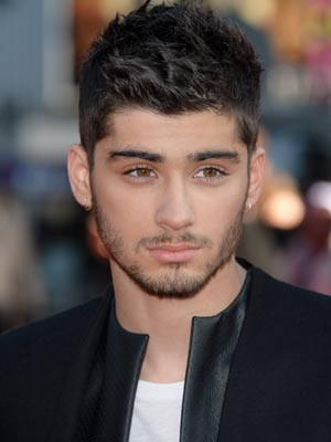 Zayn Malik, do One Direction (Foto: Jonathan Short/Invision/AP)